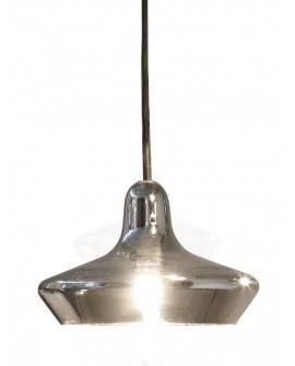 "SUSPENSION ""LIDO"" 3 SP1 FUME IDEAL LUX"