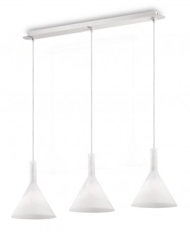 "SUSPENSION ""COCKTAIL""  SP3 IDEAL LUX"
