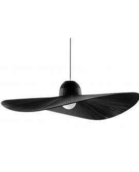 "SUSPENSION ""MADAME""  SP1 NERO IDEAL LUX"