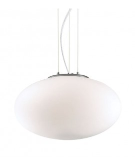 "SUSPENSION ""CANDY"" SP1 D40 IDEAL LUX"