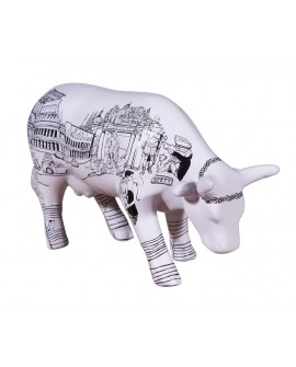 """VACHE P.M """"ROMA COW"""" COL. COWPARADE"""