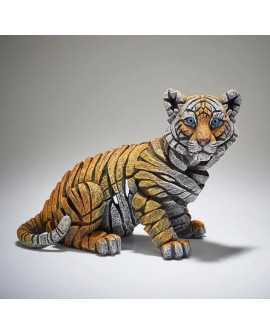 TIGER CUB  BENGAL BY EDGE SCULPTURE