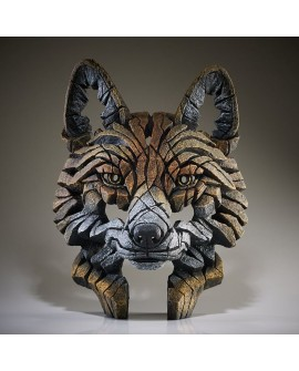 FOX BUST BY EDGE SCULPTURE