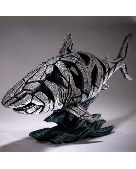 SHARK  BY EDGE SCULPTURE