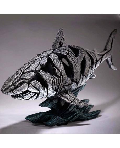 SHARK  BY EDGE SCULPTURE