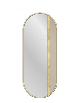 MIROIR DECO HORTENSE  CM CREATION 40X100