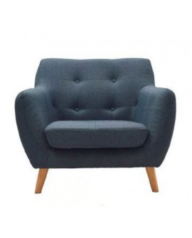 FAUTEUIL NORDIC AZUL JEANS