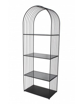 MEUBLE ETAGERE METAL ARQUE  SO SKIN IDASY
