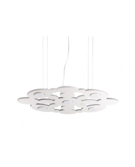 SUSPENSION TORONTO SP5 IDEAL LUX