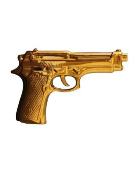 PISTOLET GOLD EDITION LIMITEE