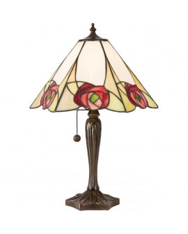 "LAMPE TIFFANY ""INGRAM"" MEDIUM"