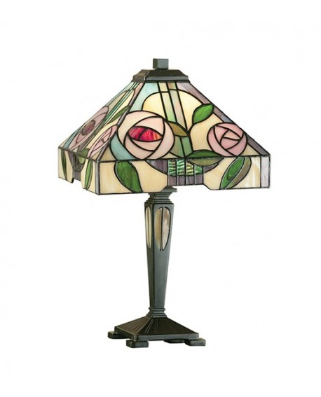 "LAMPE TIFFANY ""WILLOW"" MEDIUM"