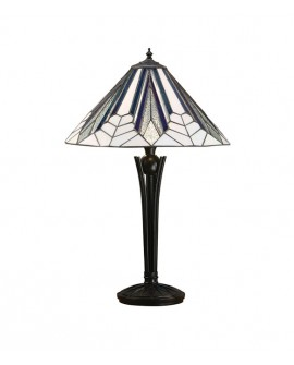"LAMPE TIFFANY ""ASTORIA"" MEDIUM"