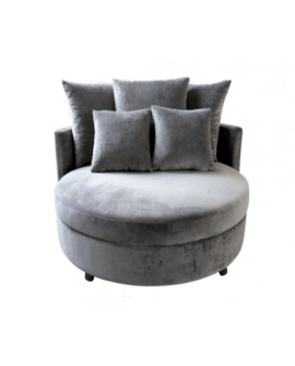 FAUTEUIL BED ROND MANUFACTURE D