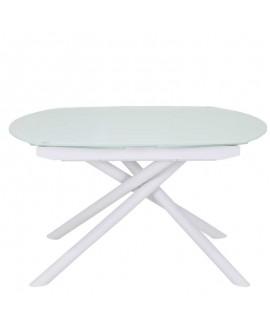 TABLE DE REPAS GLORIA VERRE GALEA