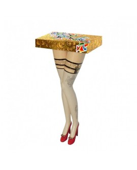 CONSOLE LADY LEGS TOM'S DRAG